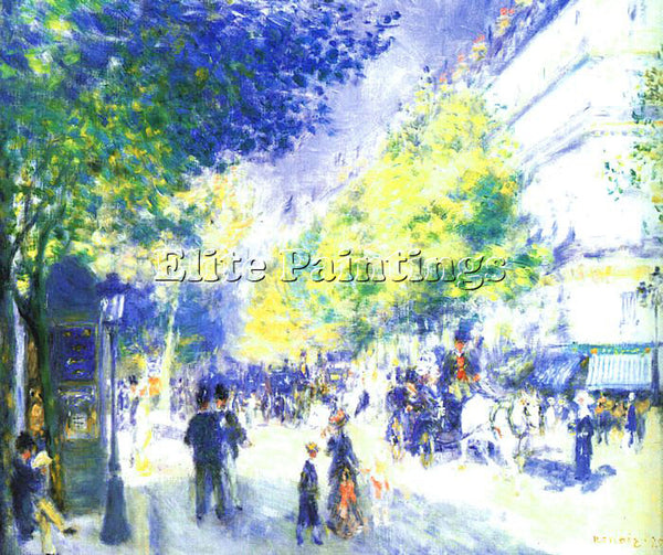 PIERRE AUGUSTE RENOIR REN69 ARTIST PAINTING REPRODUCTION HANDMADE OIL CANVAS ART