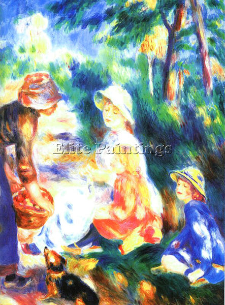 PIERRE AUGUSTE RENOIR REN70 ARTIST PAINTING REPRODUCTION HANDMADE OIL CANVAS ART