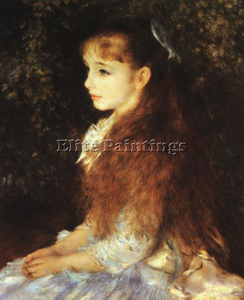PIERRE AUGUSTE RENOIR REN7 ARTIST PAINTING REPRODUCTION HANDMADE OIL CANVAS DECO