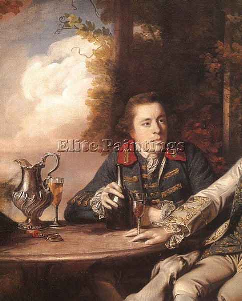 JOSHUA REYNOLDS REYN15 ARTIST PAINTING REPRODUCTION HANDMADE CANVAS REPRO WALL