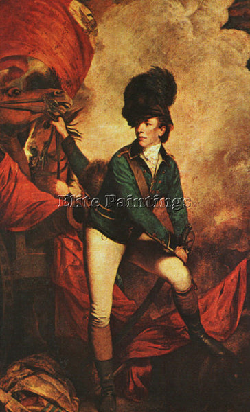 JOSHUA REYNOLDS REYND8 ARTIST PAINTING REPRODUCTION HANDMADE CANVAS REPRO WALL