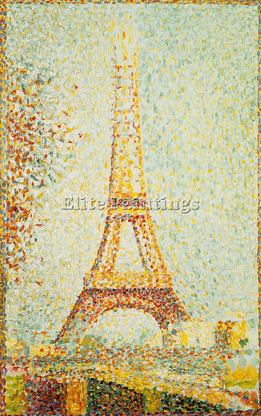 GEORGES SEURAT SEU7 ARTIST PAINTING REPRODUCTION HANDMADE CANVAS REPRO WALL DECO