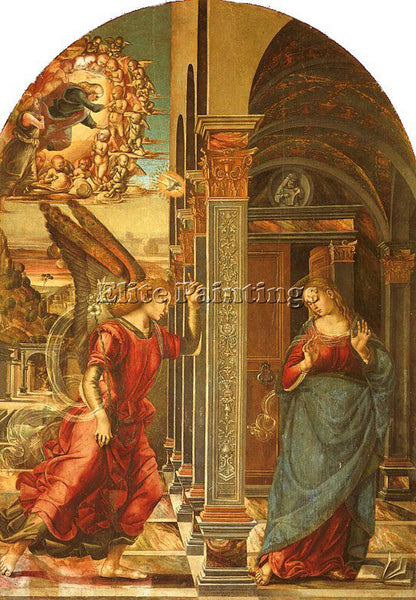 LUCA SIGNORELLI SIGN4 ARTIST PAINTING REPRODUCTION HANDMADE OIL CANVAS REPRO ART