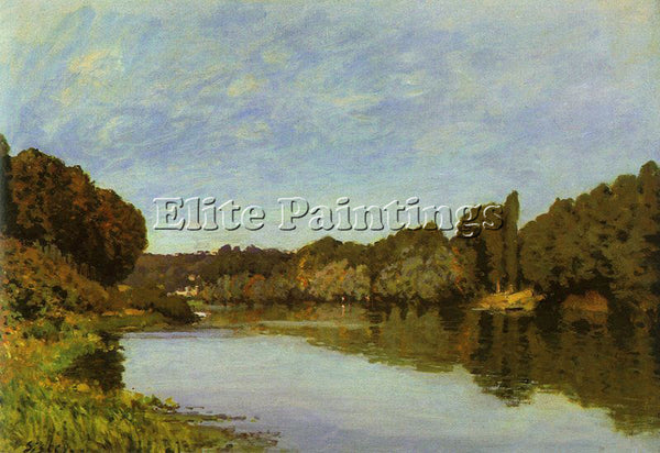 ALFRED SISLEY SIS11 ARTIST PAINTING REPRODUCTION HANDMADE CANVAS REPRO WALL DECO
