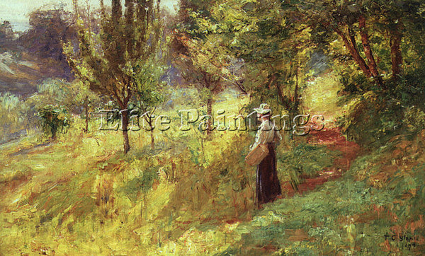 ALFRED SISLEY STEELE10 ARTIST PAINTING REPRODUCTION HANDMADE CANVAS REPRO WALL
