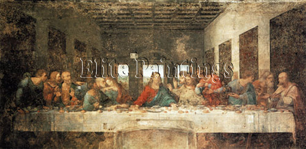 FAMOUS PAINTINGS THM SUPPER 656 ARTIST PAINTING REPRODUCTION HANDMADE OIL CANVAS