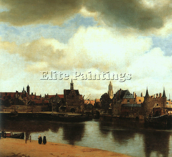 JAN VERMEER VERMR3 ARTIST PAINTING REPRODUCTION HANDMADE CANVAS REPRO WALL DECO