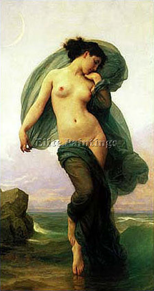 WILLIAM BOUGUEREAU BOUG50 ARTIST PAINTING REPRODUCTION HANDMADE OIL CANVAS REPRO