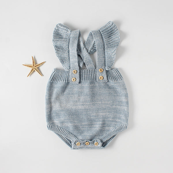 Baby Boy's Cotton Wool Sweater Princess Clothes