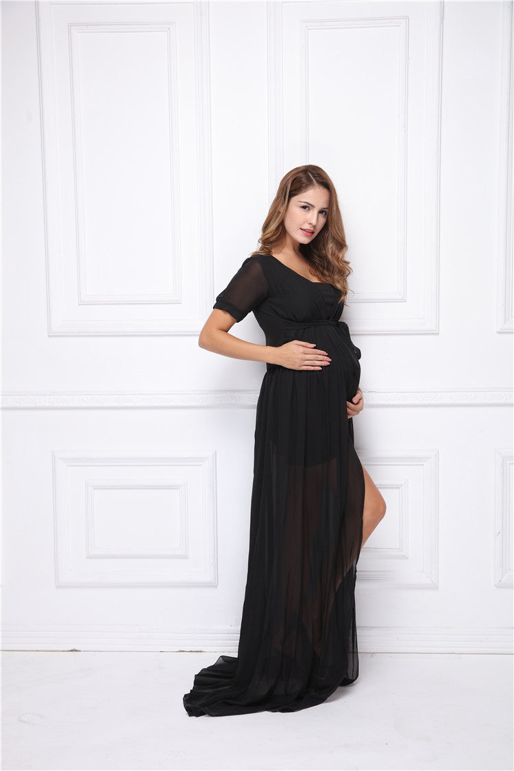 Spring Autumn Summer Photo Studio Pregnancy Mommy Clothes