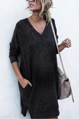 Maternity Autumn Zzs Long Sleeve Sweater