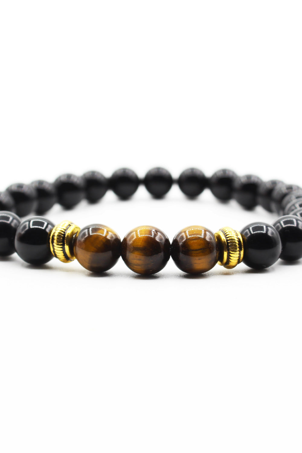 Guardian Black Tourmaline & Tiger Eye