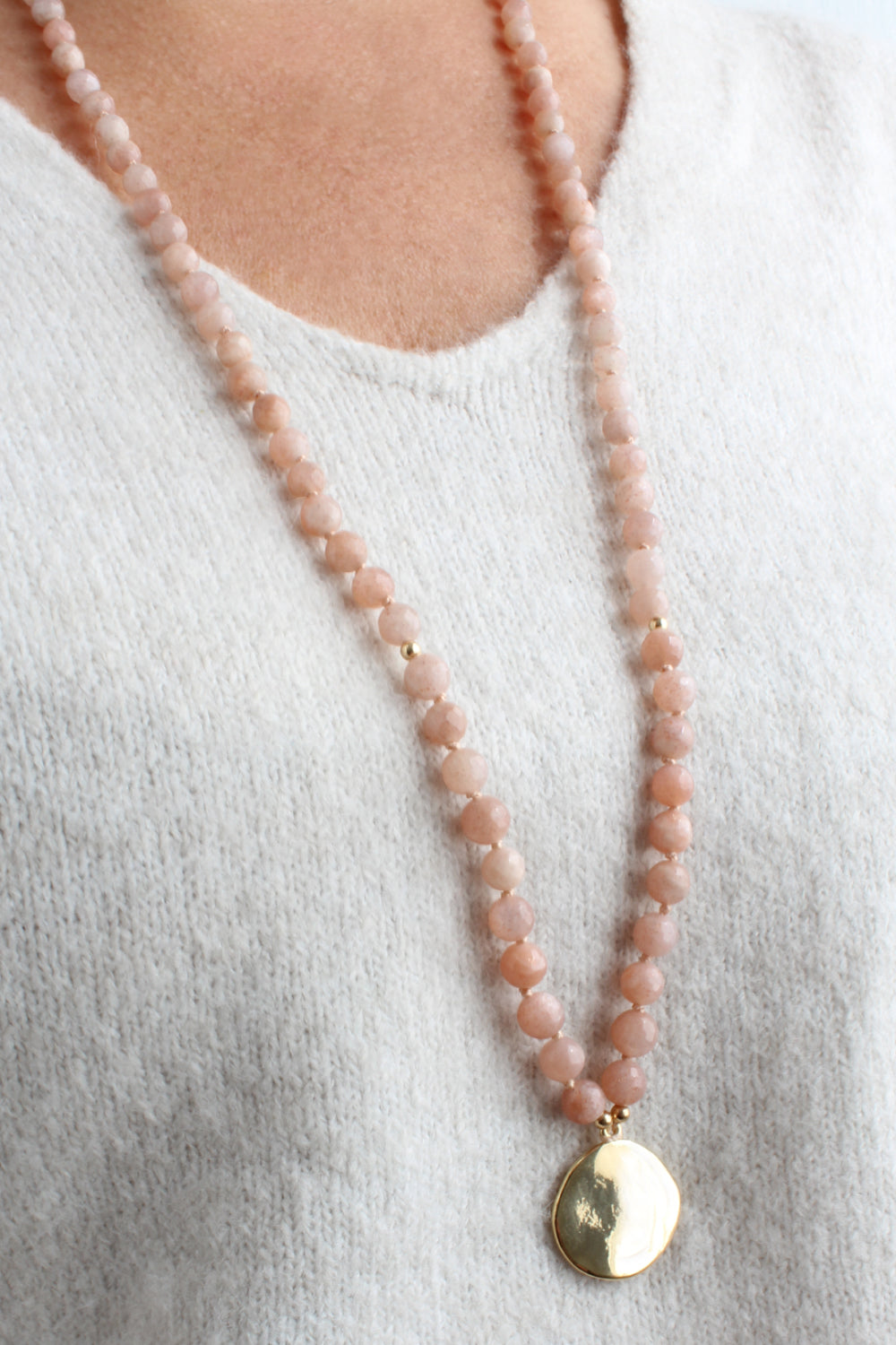 Energy Mala Necklace