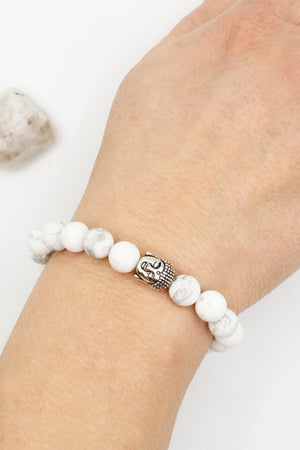 Enlightened Buddha Mala Bracelet
