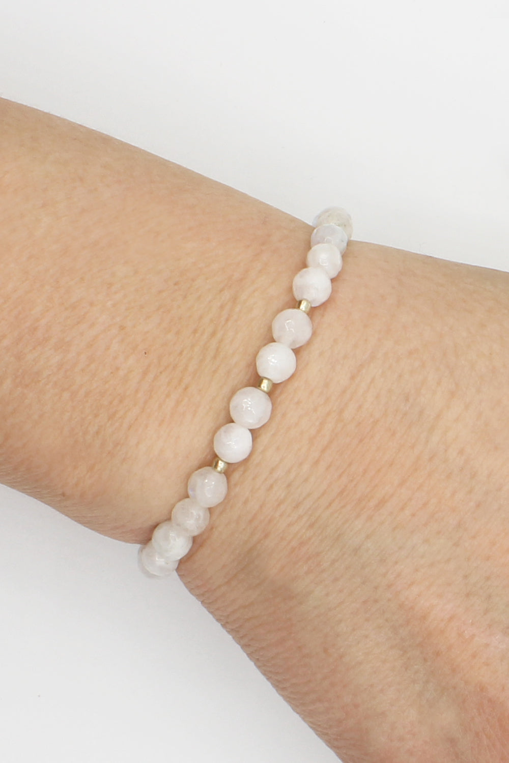 New Beginnings Moonstone Bracelet