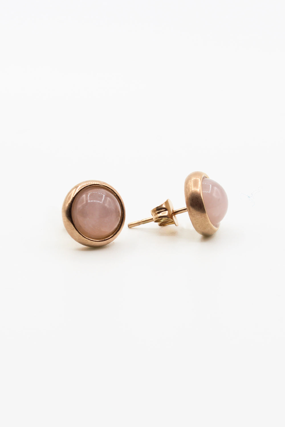 Affection Rose Gold Earrings