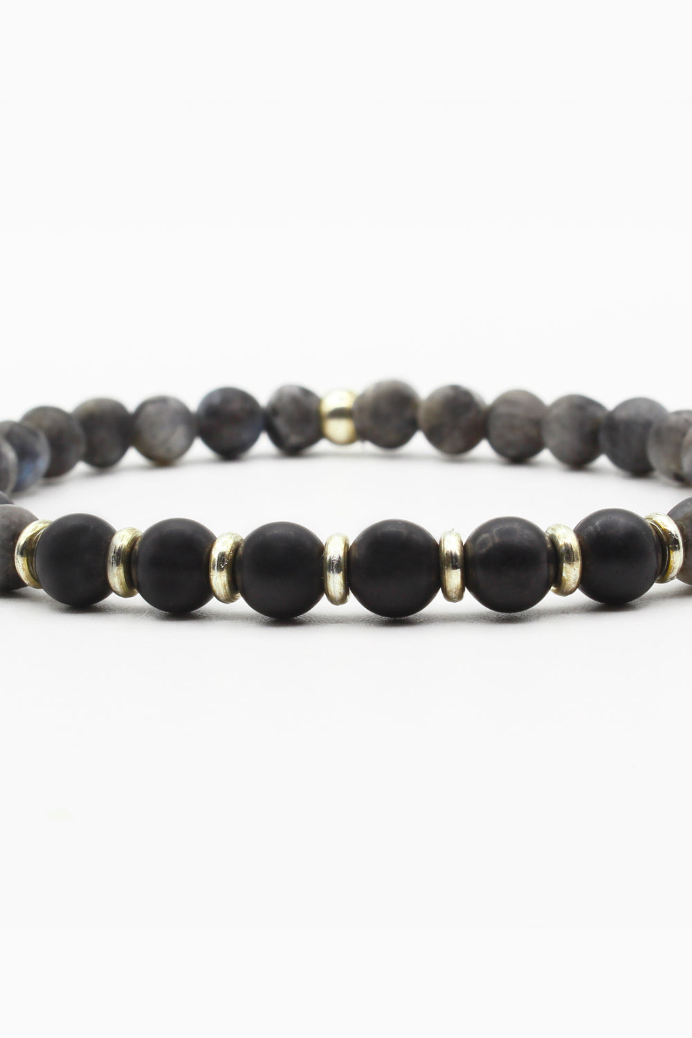 Strength Shungite Mala Bracelet
