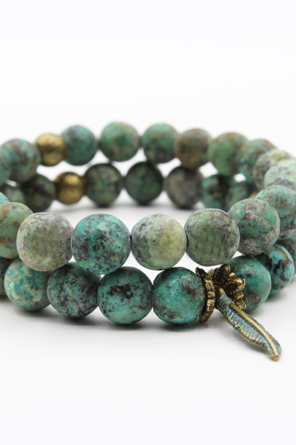 Evolution Stackable Mala Bracelets
