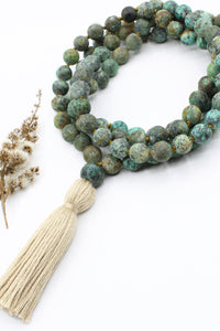 Intuition Mala Necklace