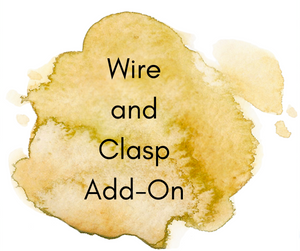 Wire and Clasp Add-On