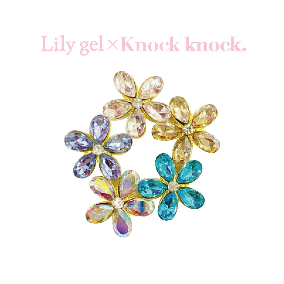 Lily Gel Knock Knock Perfect Set