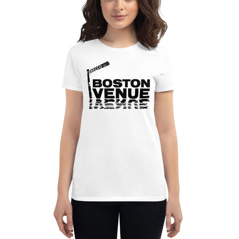 Women's short sleeve t-shirt | White