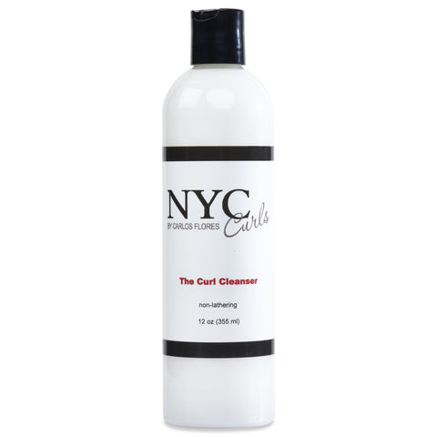 NYC Curls By Carlos Flores – The Curl Cleanser