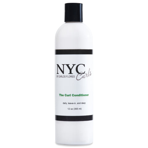 NYC Curls By Carlos Flores – The Curl Conditioner