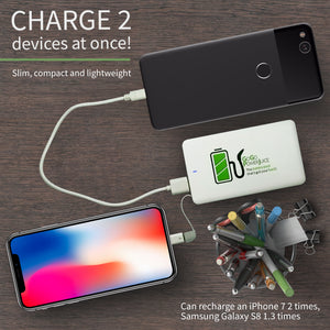 4000 mAh Portable Battery Pack