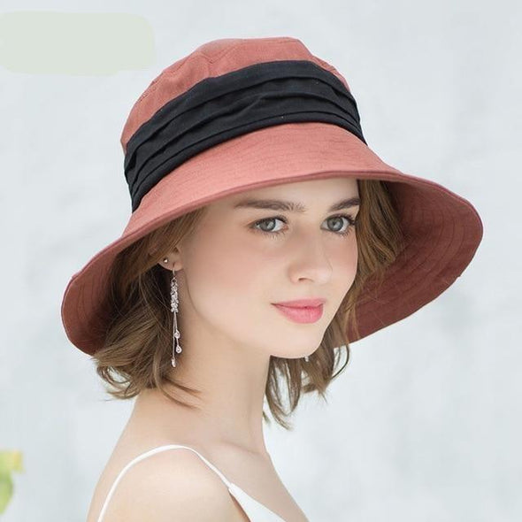 Women Bucket Cap
