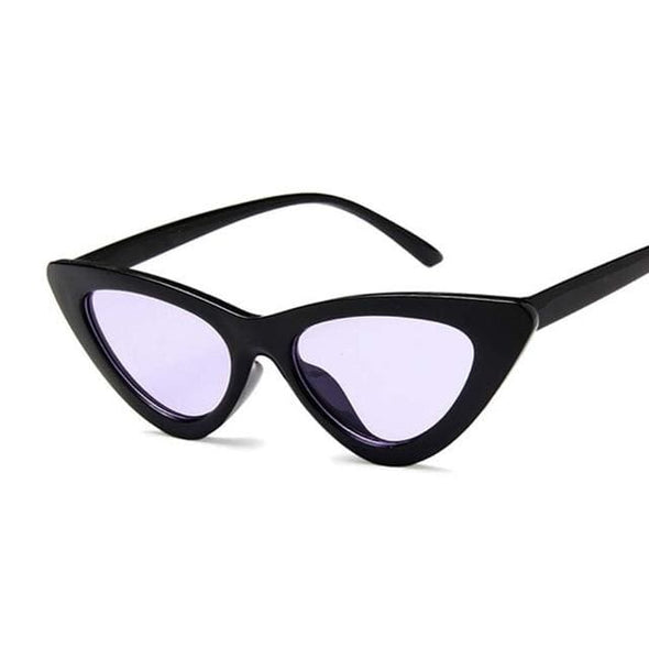 Vintage Cat-eye Sunglasses
