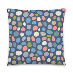 Pillow design from UnBlink Studio by Jackie Tahara