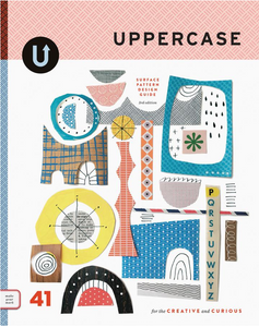 Uppercase Magazine - UnBlink Studio by Jackie Tahara