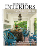 World of Interiors Magazine - UnBlink Studio by Jackie Tahara