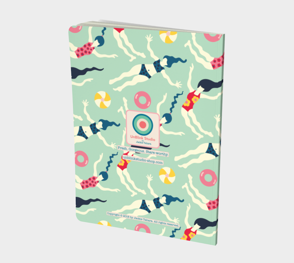 Floating World - Notebook - Large