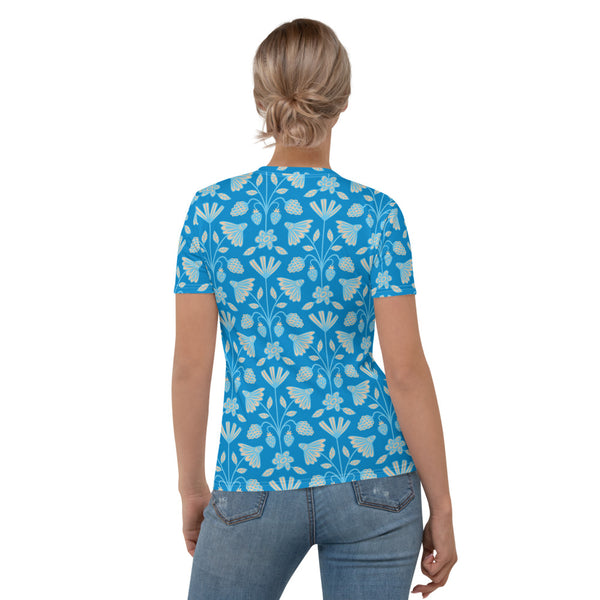 Berry-luscious Print - Women's All-Over Print T-Shirt