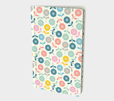 Spring Ditsy - Notebook - Small