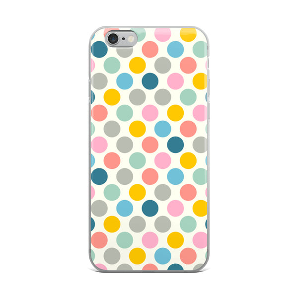 Spring Dotsy - iPhone Case