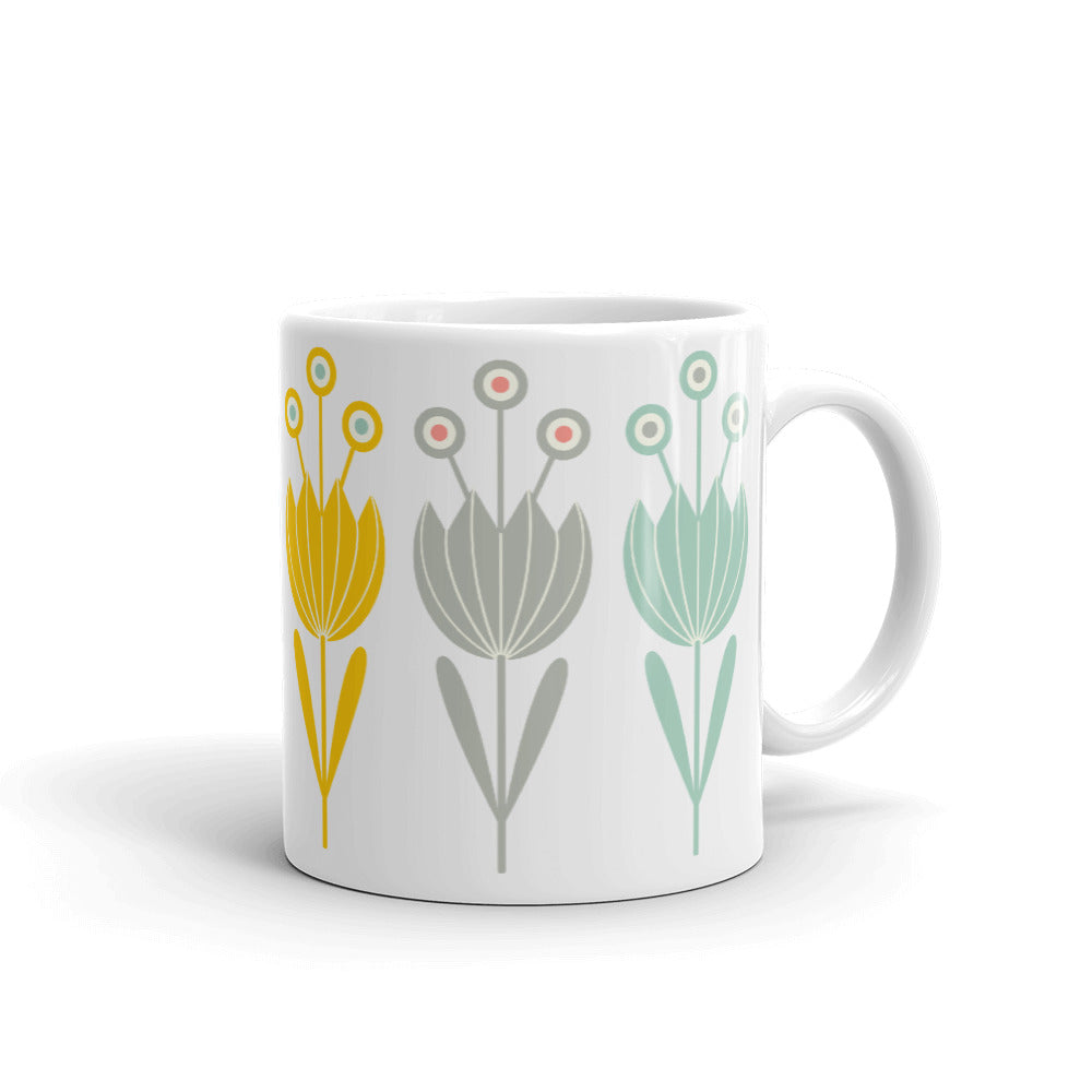 Spring Tulips - Mug - Large Scale