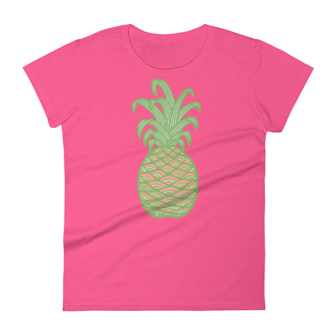Good Luck Pineapple - Women's T-Shirt
