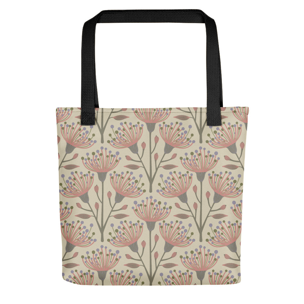 Eucalyptus Print - Tote Bag - in Natural