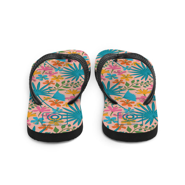 Living Collections Print - Flip Flops