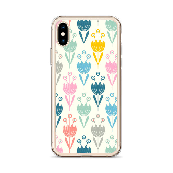 Spring Tulips - iPhone Case