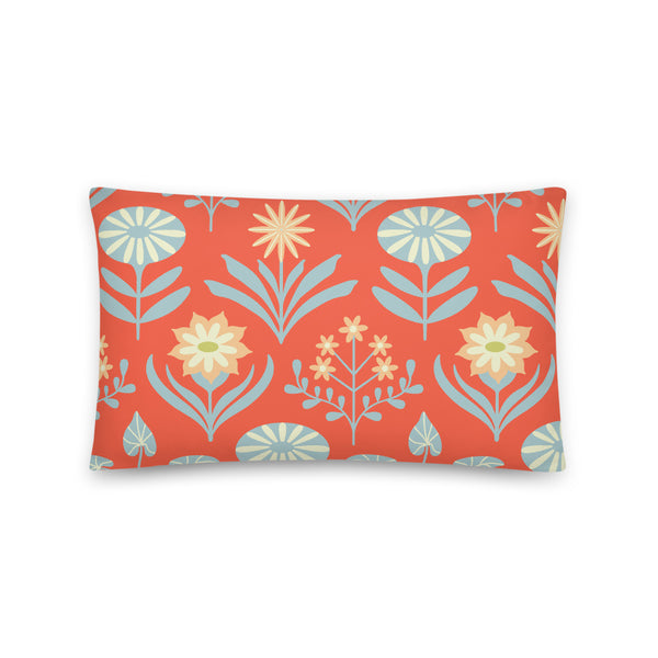 Tami Print - Throw Pillow