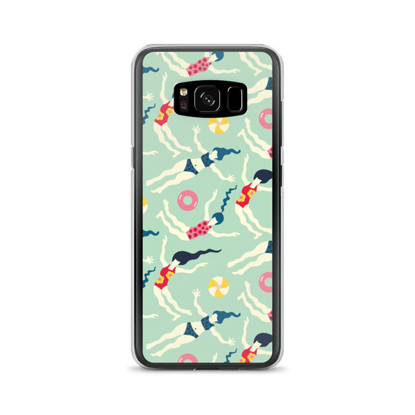 Floating World Print - Samsung Case