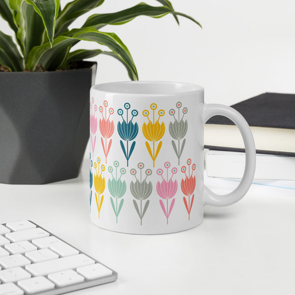 Spring Tulips - Mug - Small Scale
