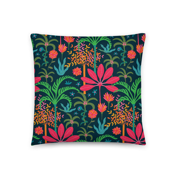 Dream Print - Throw Pillow