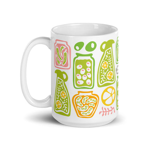 In the Pantry - Mug
