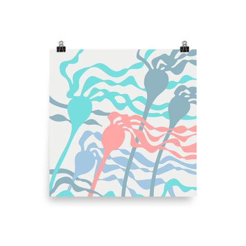 Kelp Forest - Art Print
