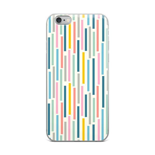 Showers Print - iPhone Case